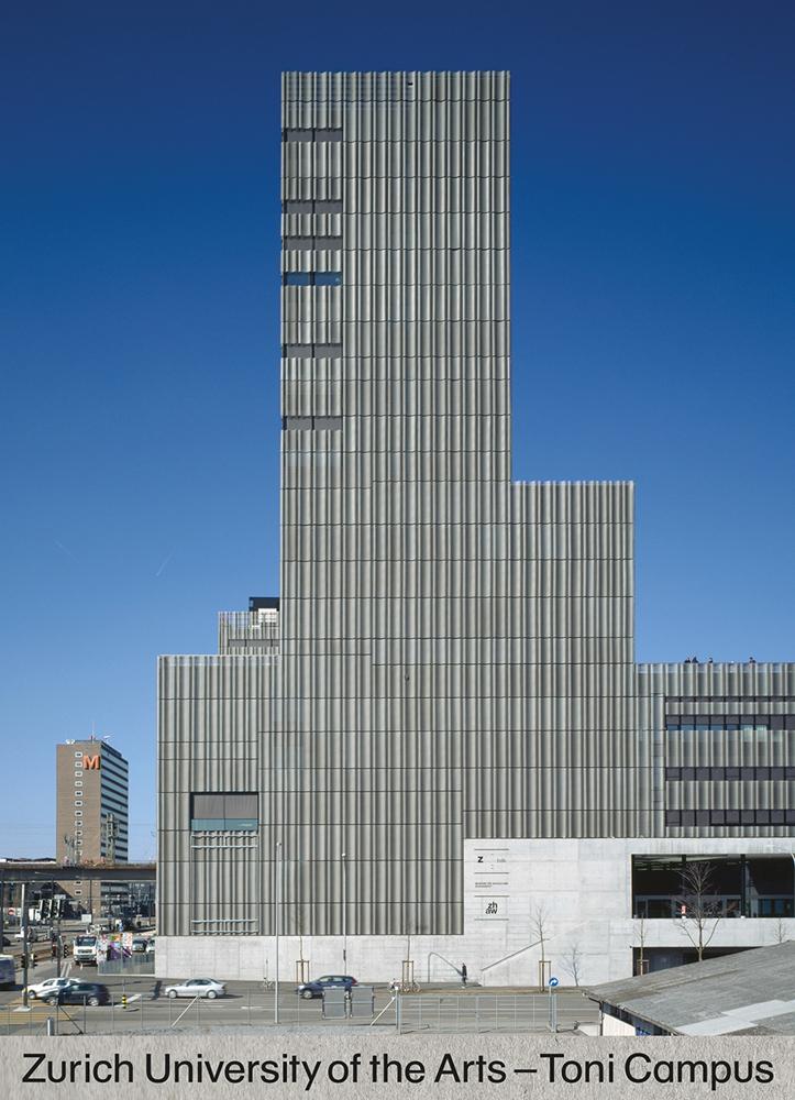 Zurich University of the Arts - Toni Campus