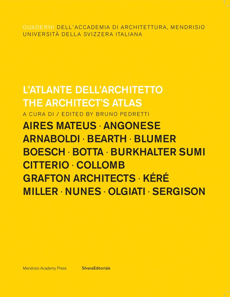 The Architect's Atlas