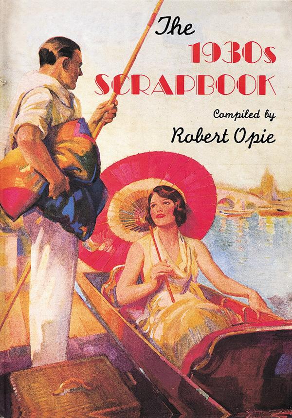 The 1930s Scrapbook