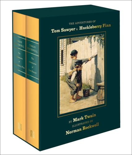 The Adventures of Tom Sawyer and Huckleberry Finn