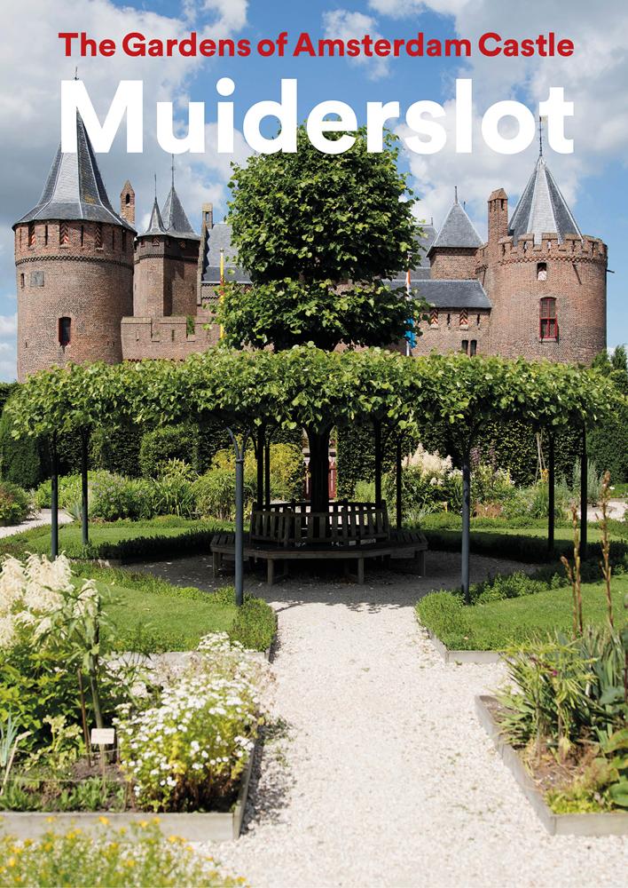 The Gardens of Amsterdam Castle Muiderslot