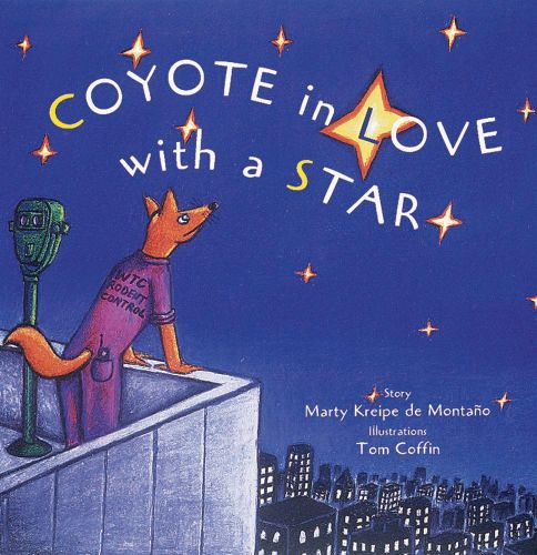 Coyote in Love With a Star