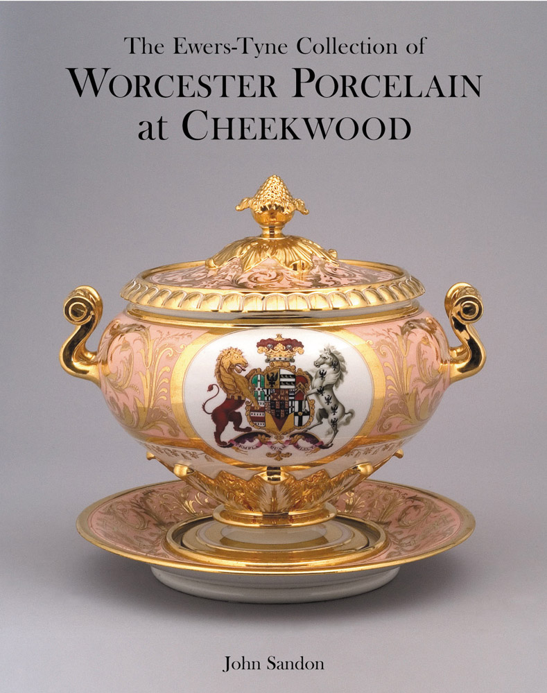 Ewers-tyne Collection of Worcester Porcelain at Cheekwood