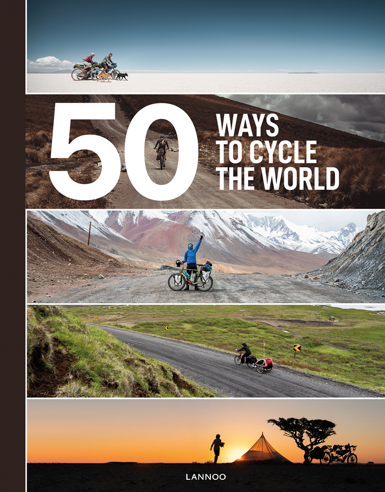 50 Ways to Cycle the World