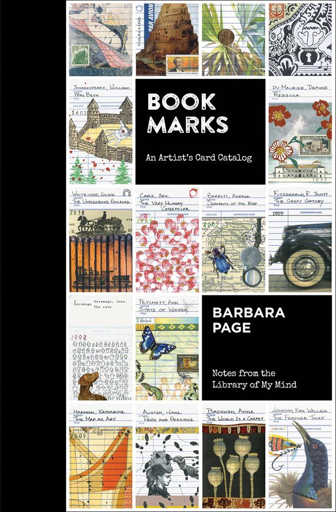 Book Marks: An Artist's Card Catalog