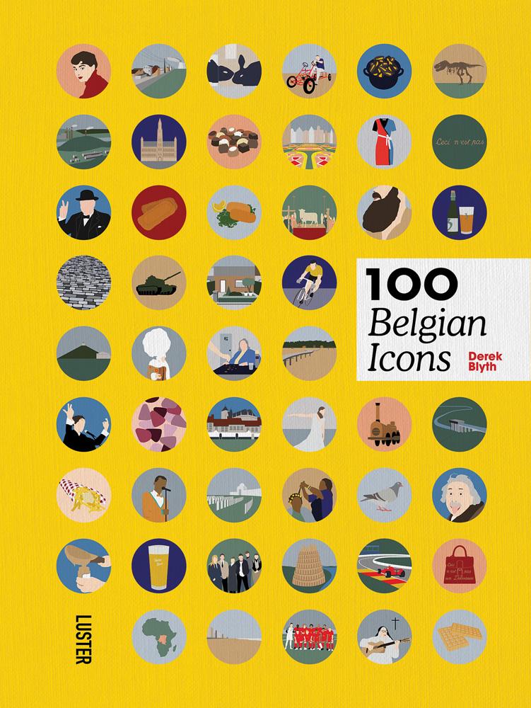 100 Belgian Icons