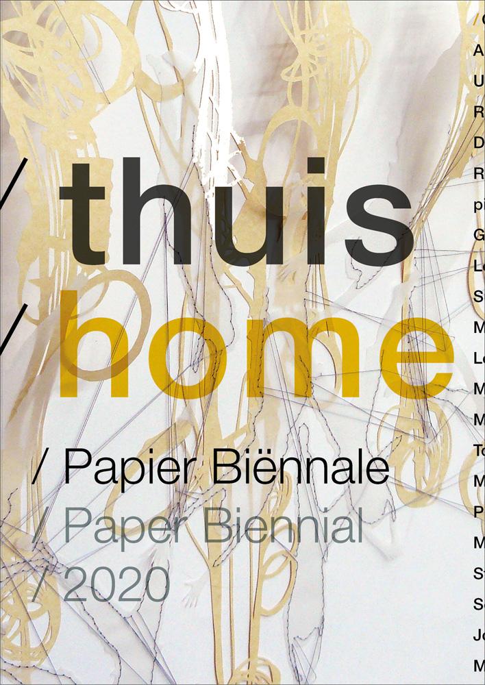 Thuis/Home. Paper Biennial 2020