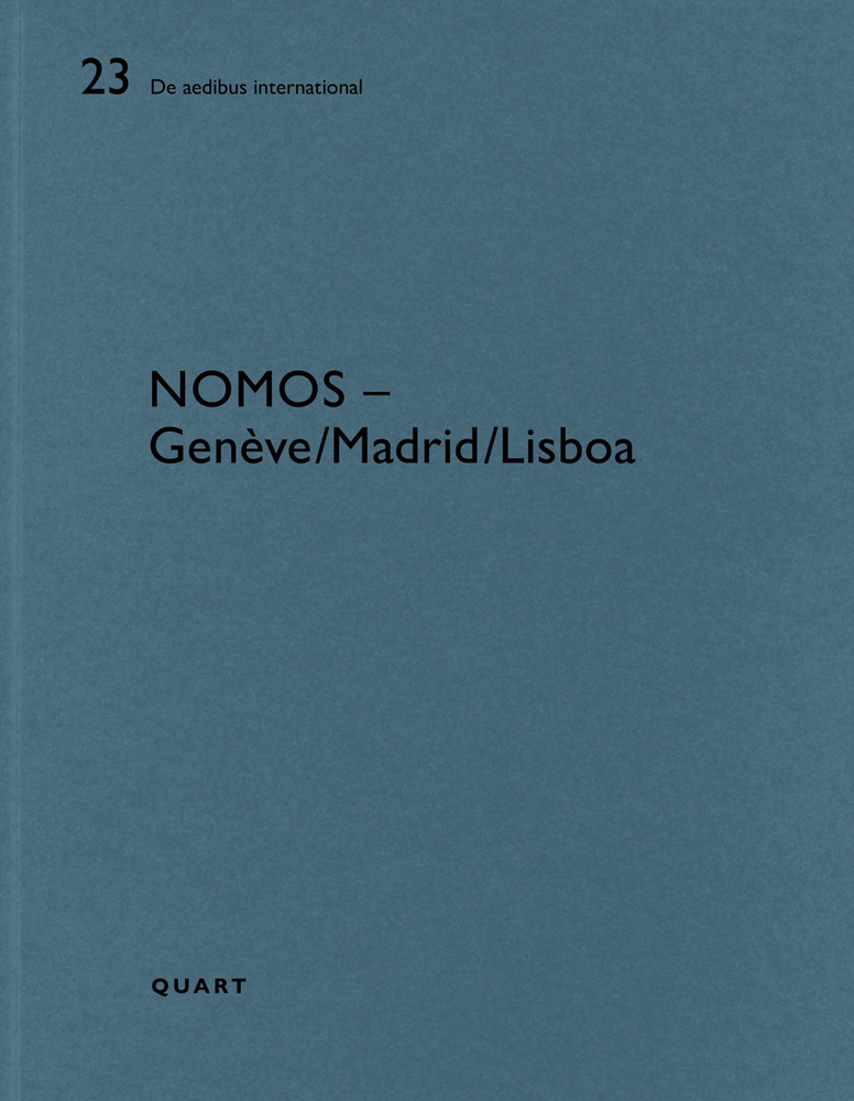 Nomos – Genève/Lisboa/Madrid