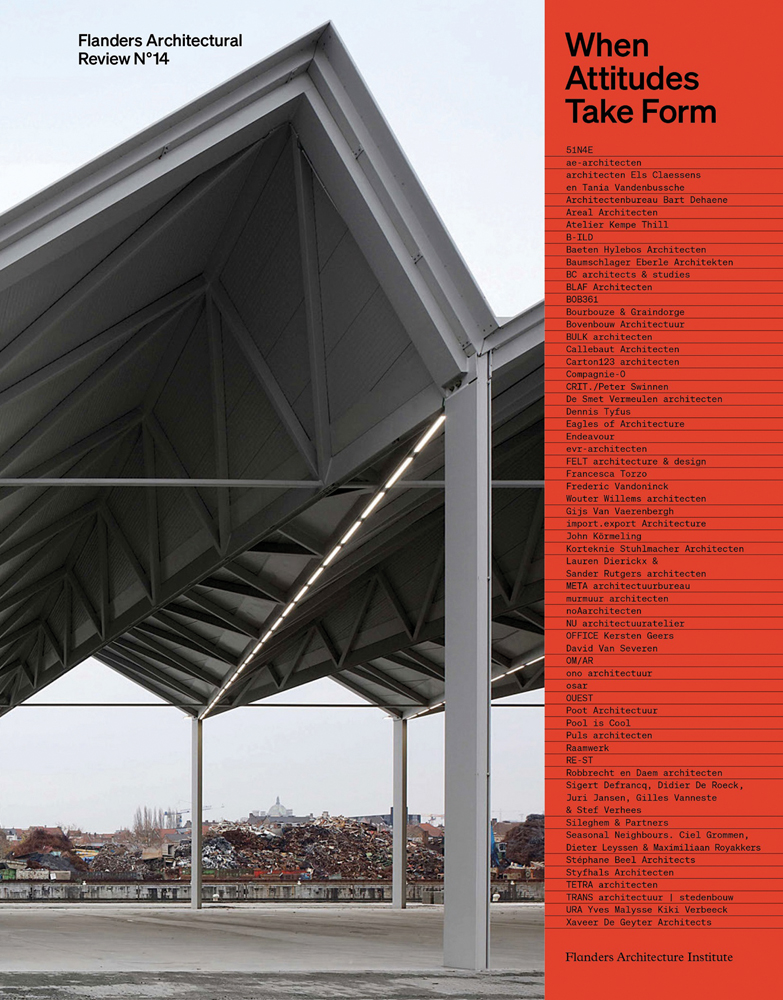 Flanders Architectural Review N°14