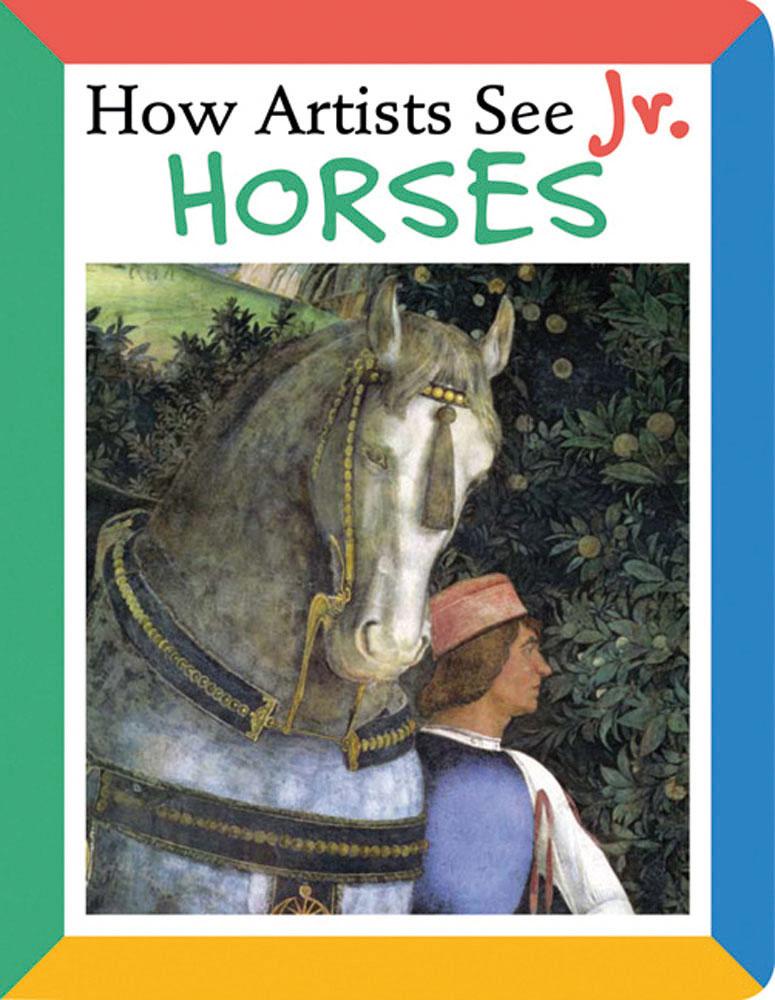 How Artists See Jr.: Horses