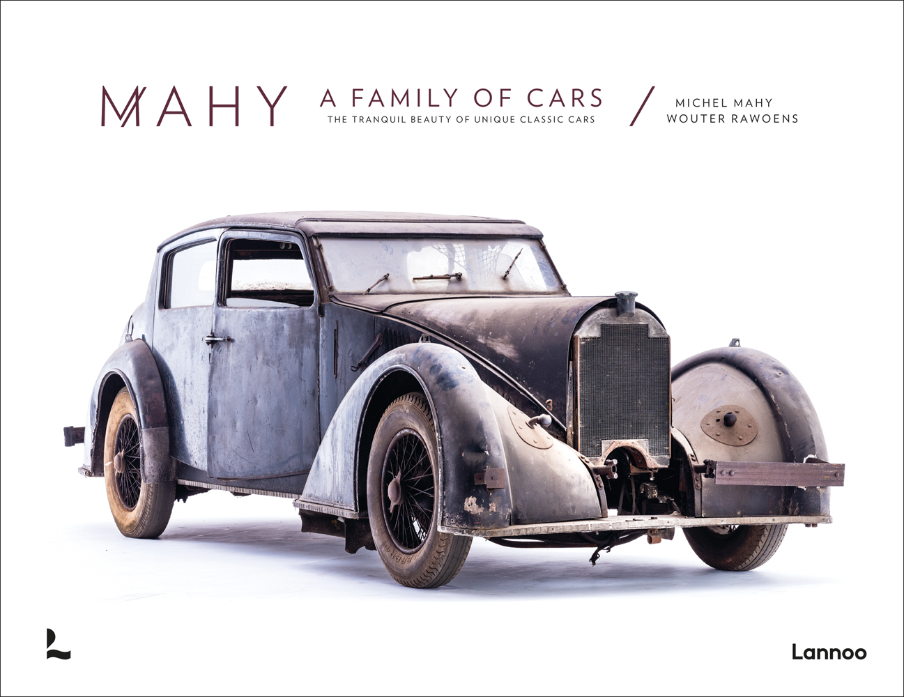 Mahy. A Family of Cars