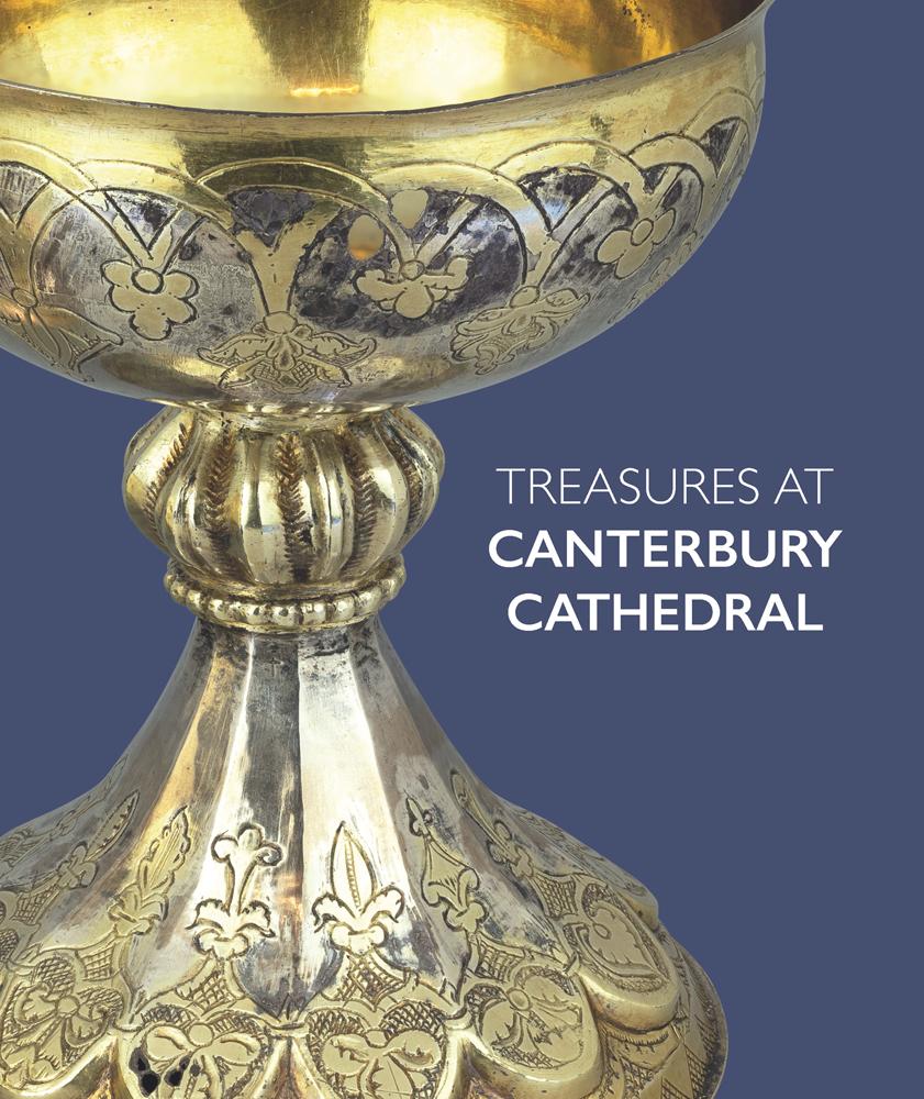 Treasures at Canterbury Cathedral