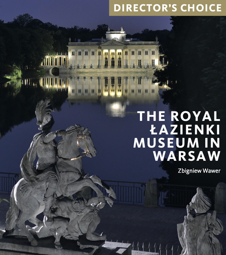 The Royal Łazienki Museum in Warsaw