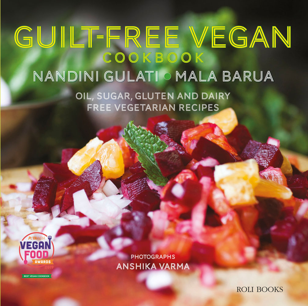 Guilt Free Vegan Cookbook