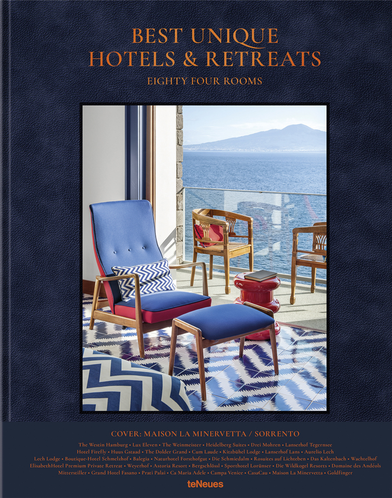 Best Unique Hotels & Retreats