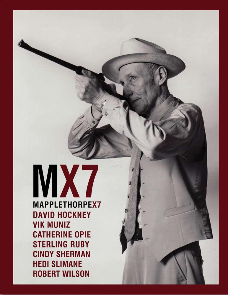 Mapplethorpe x 7