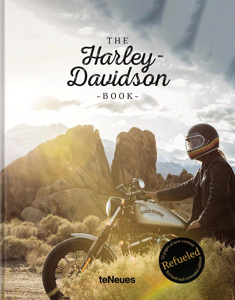 The Harley-Davidson Book - Refueled
