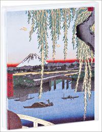 Hiroshige Notecard Set