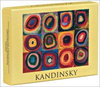 Kandinsky Notecard Box