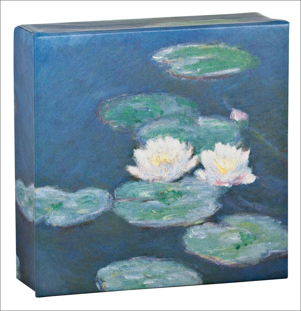 Monet Mini FlipTop Notecard Box
