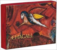 Marc Chagall Notecard Box
