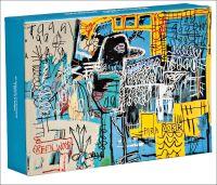 Jean-Michel Basquiat FlipTop Notecard Box