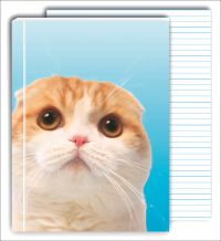 Waffles the Cat GreenJournal