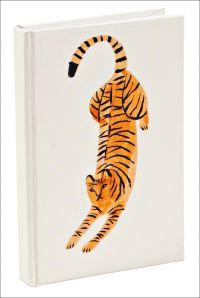 Tiny Tigers Mini Sticky Book