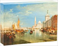 Venice by Turner FlipTop Notecard Box