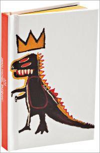 Jean-Michel Basquiat Mini Notebook, Dino (Pez Dispenser)