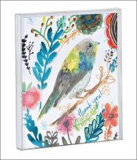 Thank You Bird Notecard Set