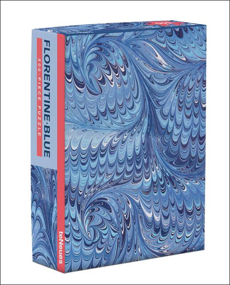 Florentine Blue 500-Piece Puzzle