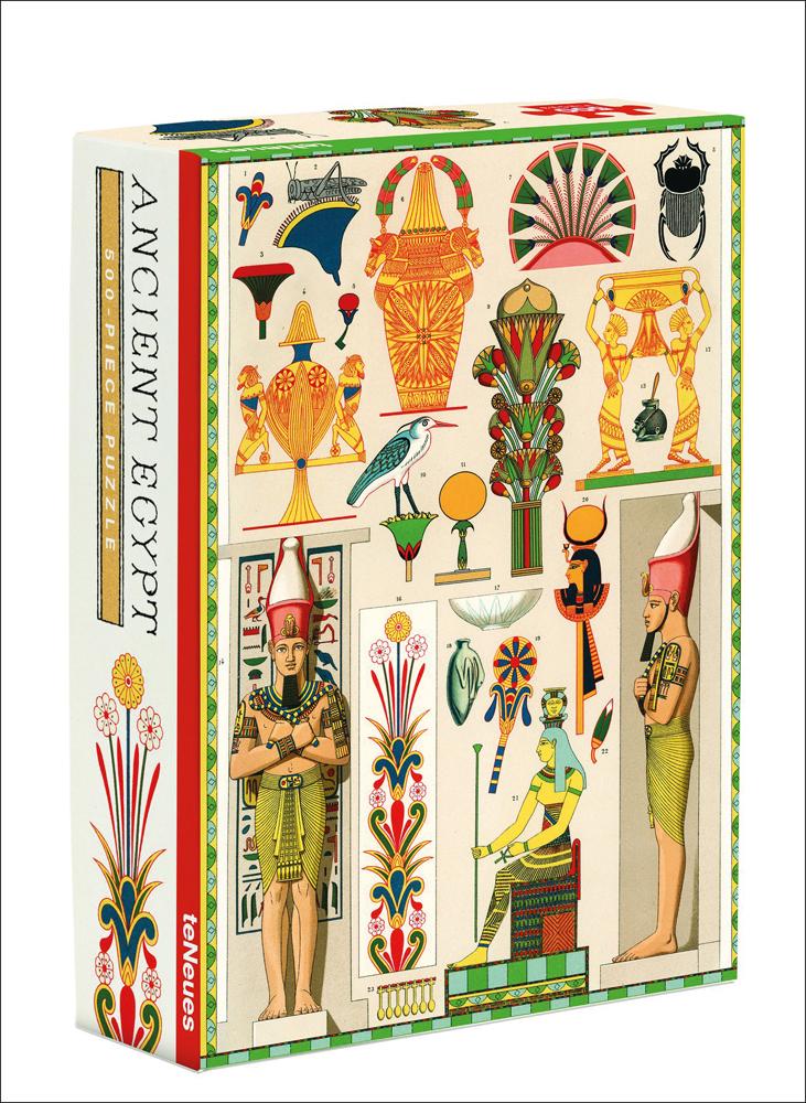 Ancient Egypt 500-Piece Puzzle