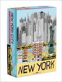 New York City 500-Piece Puzzle