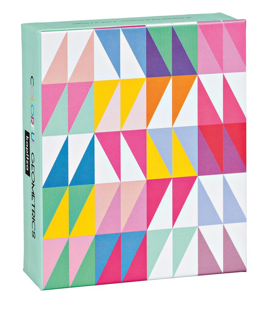 Colorful Geometrics QuickNotes