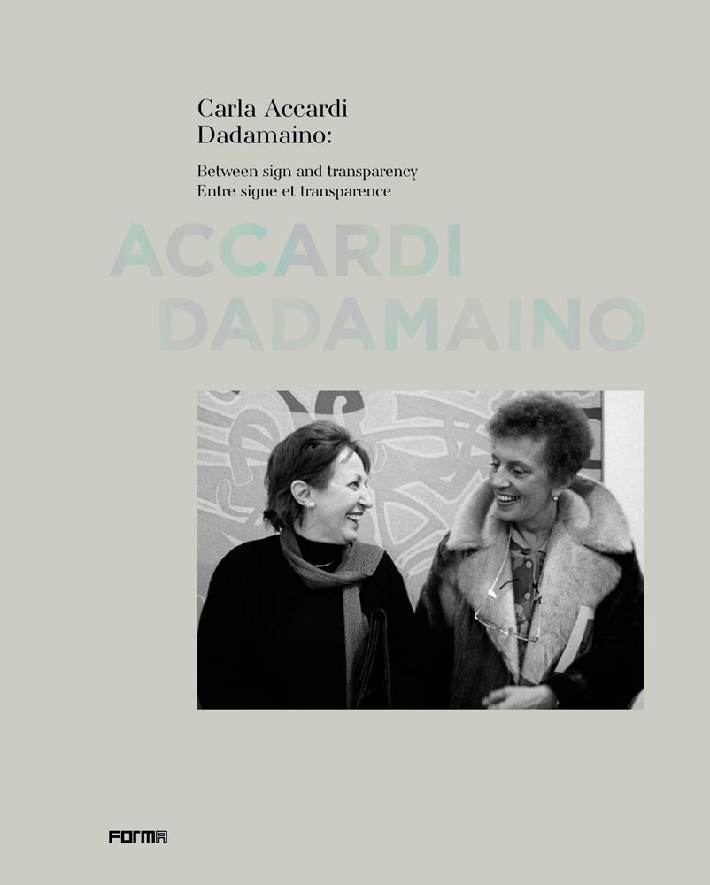 Carla Accardi and Dadamaino: Between signs and transparency