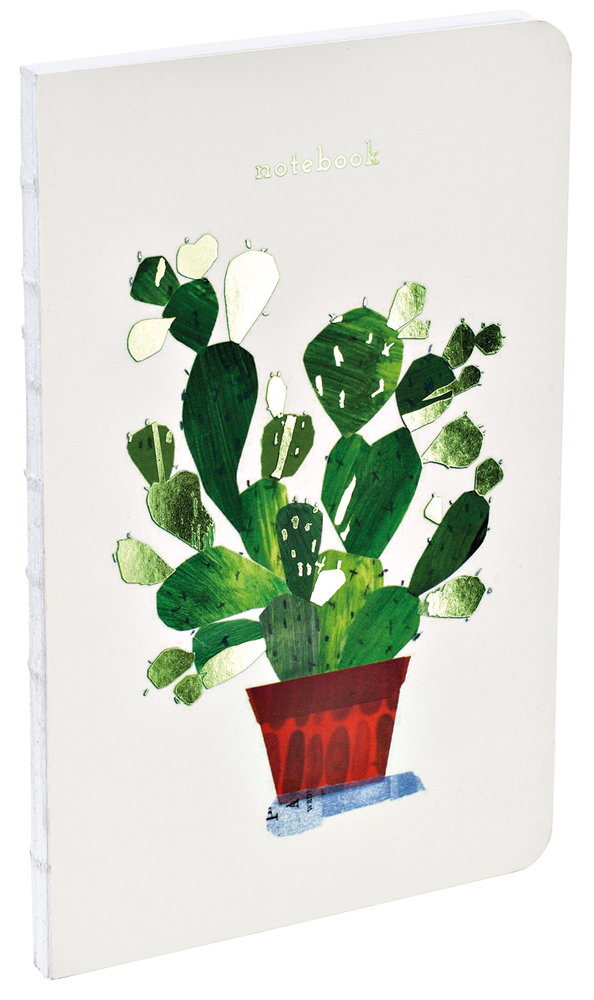Cactus Small Bullet Journal