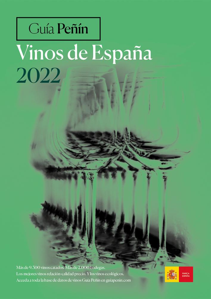 Guía Peñín Vinos de España 2022