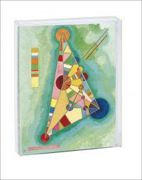 Variegation in the Triangle, Vasily Kandinsky