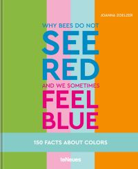 Why bees do not see red and we sometimes feel blue