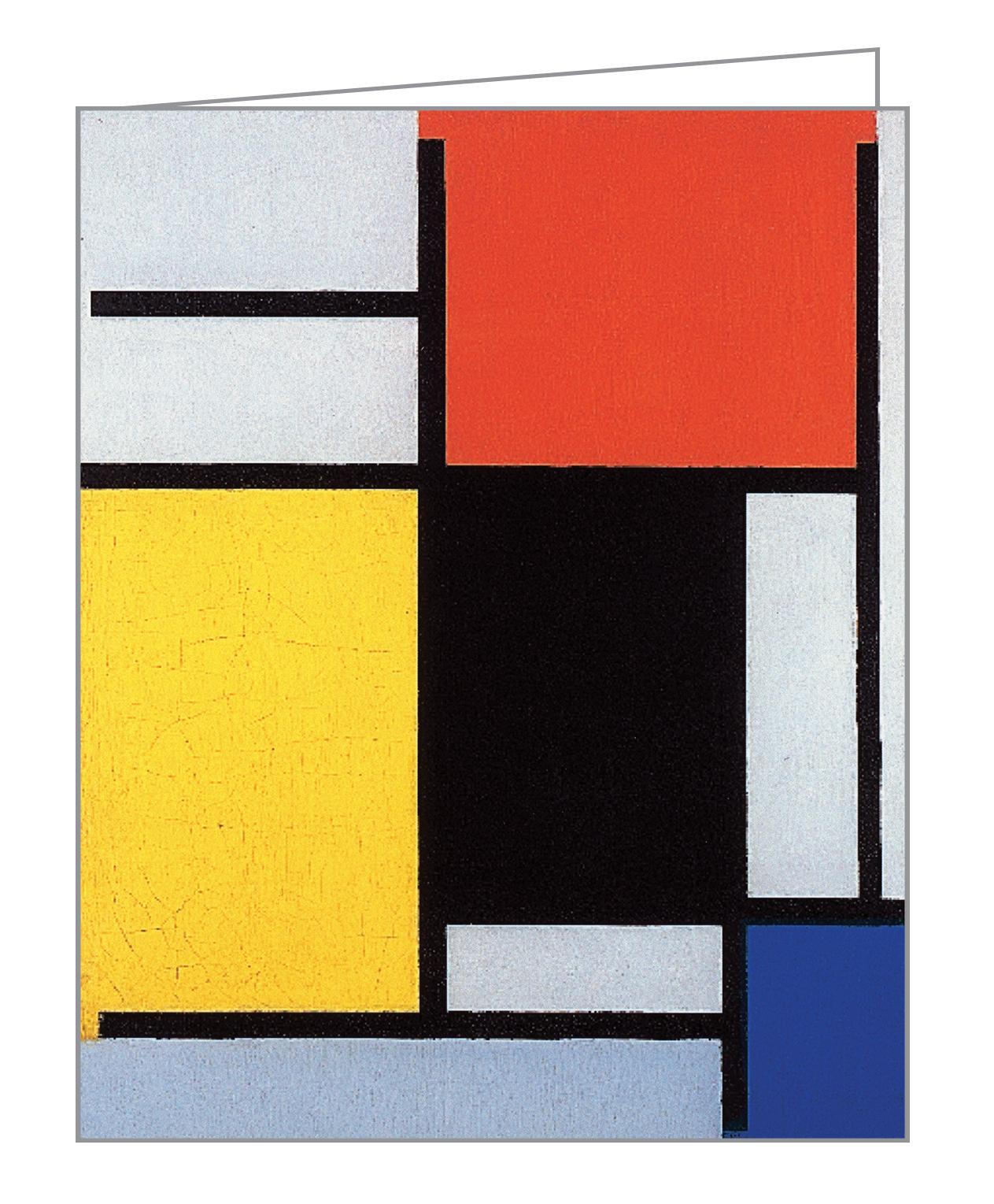 Piet Mondrian QuickNotes