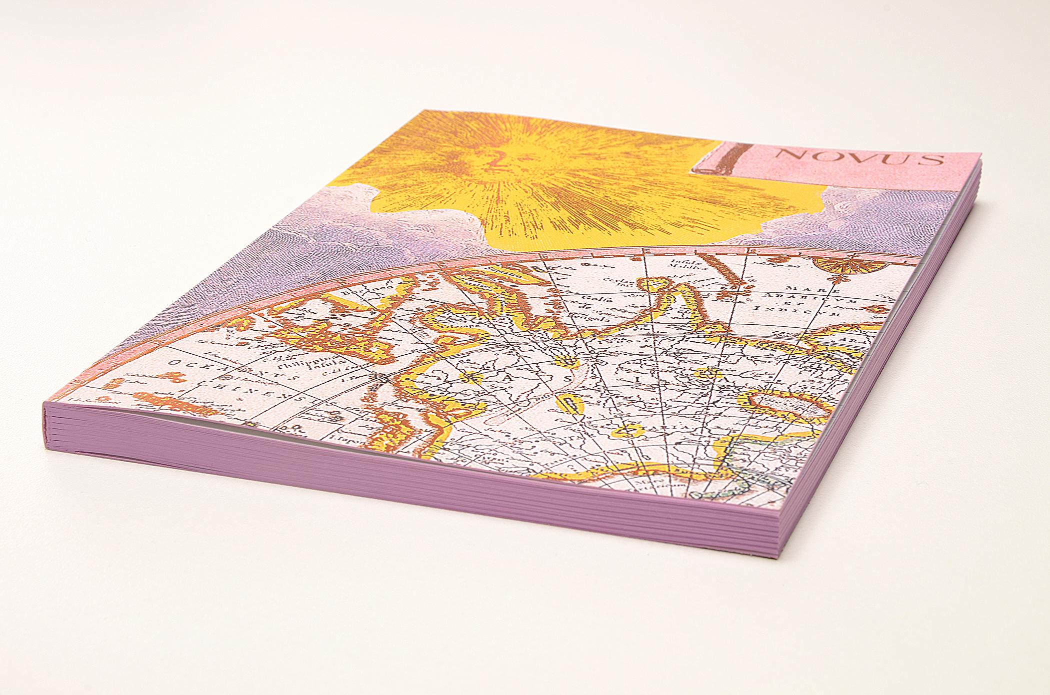 Vintage Maps GreenJournal