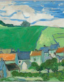 Vincent van Gogh FlipTop Notecards