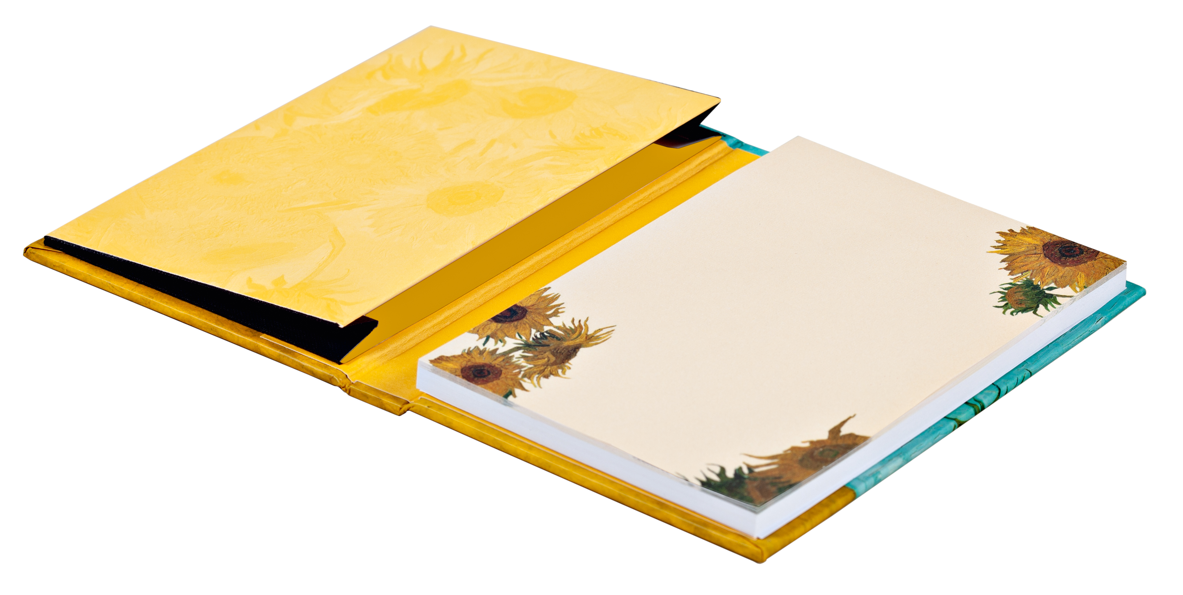 Vincent van Gogh Mini Sticky Book