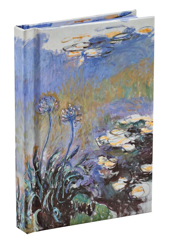 Claude Monet Mini Notebook