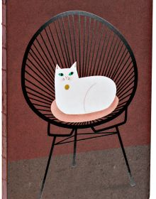 Chair Loaf A5 Notebook