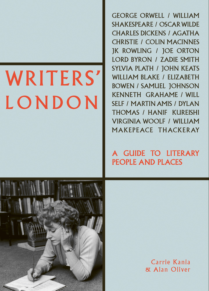 Writers' London