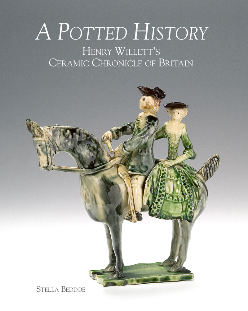 Potted History: Henry Willett's Ceramic Chronicle of Britain