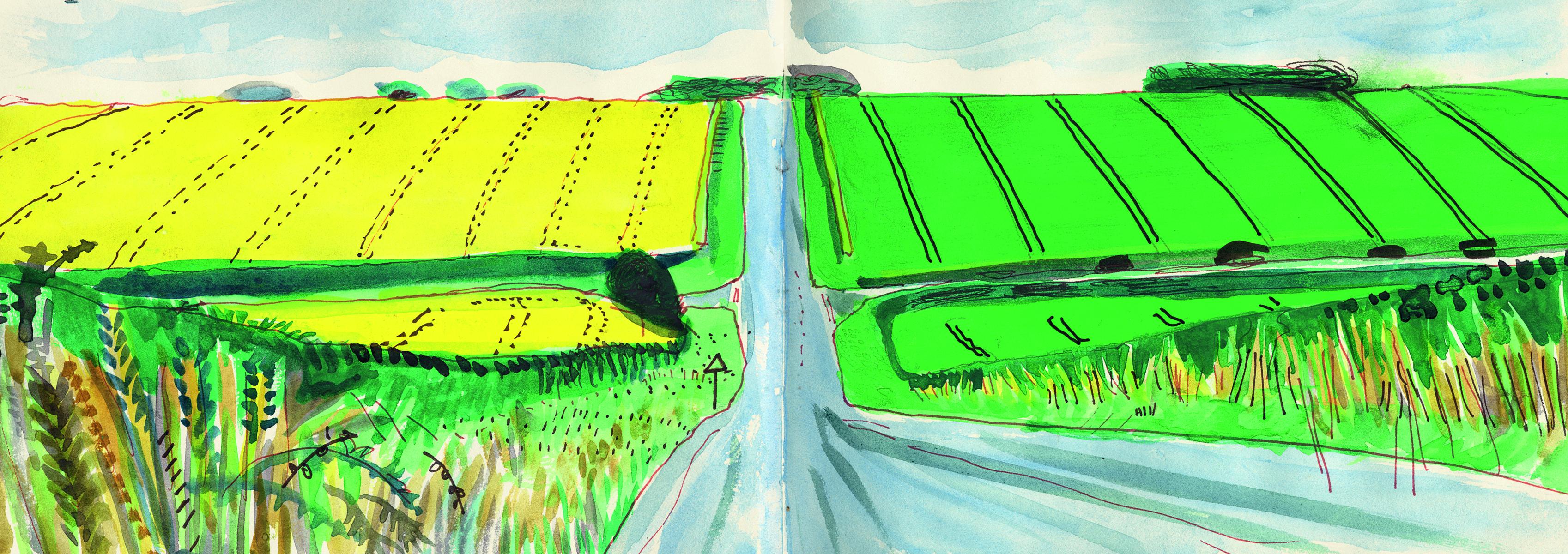 A Yorkshire Sketchbook