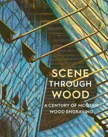 Scene Through Wood